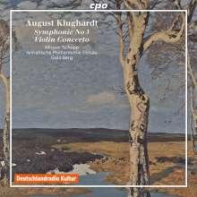 August Klughardt (1847-1902): Symphonie Nr.3 D-Dur op.37, CD