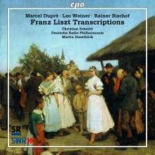 Franz Liszt (1811-1886): Franz Liszt-Transkriptionen, SACD