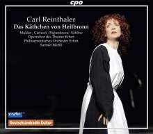 Karl Martin Reinthaler (1822-1896): Das Käthchen von Heilbronn, 2 CDs