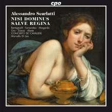 Alessandro Scarlatti (1660-1725): Motetten, CD