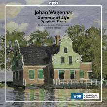 Johan Wagenaar (1862-1941): Symphonische Dichtungen Vol.1, CD