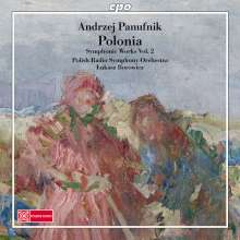 Andrzej Panufnik (1914-1991): Orchesterwerke Vol.2, CD
