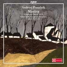 Andrzej Panufnik (1914-1991): Orchesterwerke Vol.3, CD