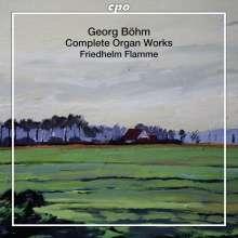 Georg Böhm (1661-1733): Orgelwerke (Gesamtaufnahme), 2 Super Audio CDs