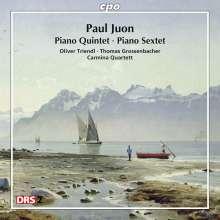 Paul Juon (1872-1940): Klavierquintett op.44, CD