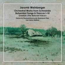 Jaromir Weinberger (1896-1967): Orchesterwerke, CD