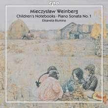 Mieczyslaw Weinberg (1919-1996): Klavierwerke, CD