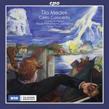 Tilo Medek (1940-2006): Cellokonzert (1978/1982), CD
