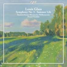 "Louis Glass (1864-1936): Symphonie Nr. 3 ""Waldsymphonie"", CD"