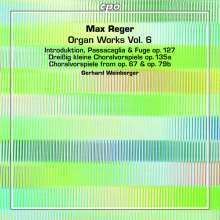 Max Reger (1873-1916): Orgelwerke Vol.6, 2 SACDs