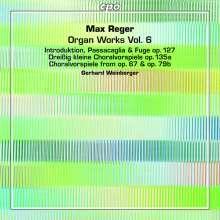 Max Reger (1873-1916): Orgelwerke Vol.6, 2 Super Audio CDs