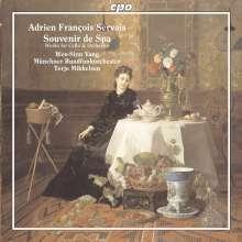 Adrien-Francois Servais (1807-1866): Werke für Cello & Orchester, CD