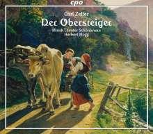 Carl Zeller (1842-1898): Der Obersteiger, 2 CDs