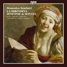 Domenico Scarlatti (1685-1757): La Dirindina, Super Audio CD