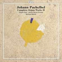 Johann Pachelbel (1653-1706): Sämtliche Orgelwerke Vol.2, 2 SACDs
