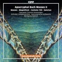 Johann Sebastian Bach (1685-1750): Messen & Magnificat (Apokryphe Werke 6), CD