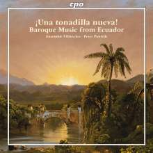Ecuador Baroque, CD