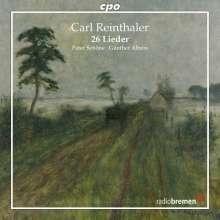 Karl Martin Reinthaler (1822-1896): Lieder, CD