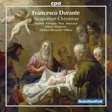 Francesco Durante (1684-1755): Neapolitanische Musik zu Weihnachten Vol.1, CD