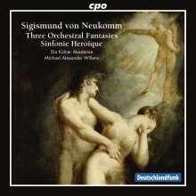 Sigismund Ritter von Neukomm (1778-1858): Grande Sinfonie heroique op.19, CD