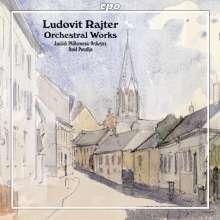 Ludovit Rajter (1906-2000): Symphonische Werke, CD