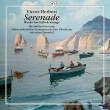 Victor Herbert (1859-1924): Serenade für Streichorchester op.12, CD