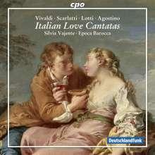 Silvia Vajente - Italian Love Cantatas, CD