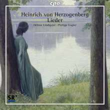 Heinrich von Herzogenberg (1843-1900): 24 Lieder, CD