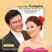 Franz Lehar (1870-1948): Frasquita, 2 CDs