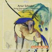Artur Schnabel (1882-1951): Streichquartett Nr.1, CD