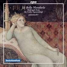 La Bella Mandorla - Musik aus dem Codex Squarcialupi (1410), CD