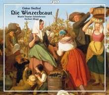 Oskar Nedbal (1874-1930): Die Winzerbraut, 2 CDs