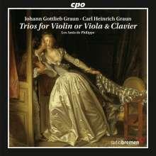 Johann Gottlieb Graun (1703-1771): Triosonaten, CD