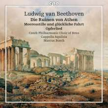 Ludwig van Beethoven (1770-1827): Musiken für das Theater Vol.1, CD