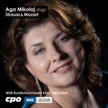 Aga Mikolaj singt Strauss & Mozart, CD