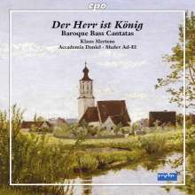 Barocke Bass-Kantaten aus Mitteldeutschland (Mügeln-Archiv), CD