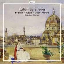 Consortium Classicum - Italienische Serenaden, CD