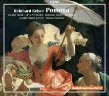 Reinhard Keiser (1674-1739): Pomona, 2 CDs
