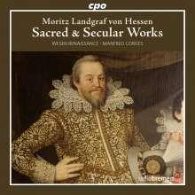 Moritz Landgraf von Hessen (1572-1632): Geistliche & weltliche Werke, CD