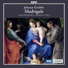 Johann Grabbe (1585-1655): Madrigale, CD