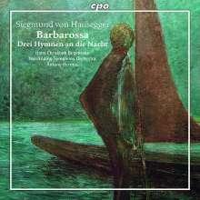 """Siegmund von Hausegger (1872-1948): Symphonische Dichtung """"Barbarossa"""", CD"""
