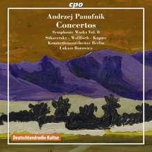 Andrzej Panufnik (1914-1991): Orchesterwerke Vol.8, CD