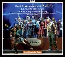 Daniel-Francois-Esprit Auber (1782-1871): La Muette de Portici, 2 CDs
