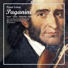 Franz Lehar (1870-1948): Paganini, 2 CDs