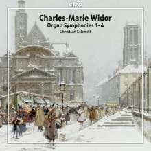 Charles-Marie Widor (1844-1937): Orgelsymphonien Vol.1, 2 SACDs