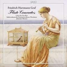 Friedrich Hartmann Graf (1727-1795): Flötenkonzerte, CD