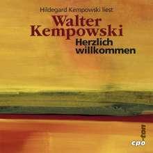 Walter Kempowski: Herzlich willkommen, 11 CDs