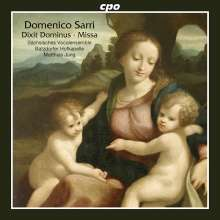 Domenico Sarro (1679-1744): Missa, CD