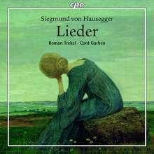 Siegmund von Hausegger (1872-1948): Lieder, CD