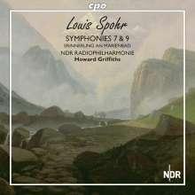 Louis Spohr (1784-1859): Symphonien Nr.7 & 9, SACD